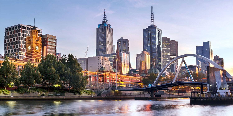 $159 – Melbourne Apartment w/Late Checkout & Wine, 51% off -- Melbourne, Australia