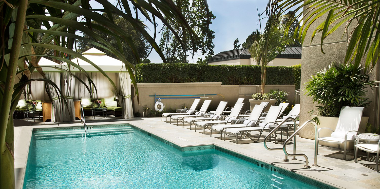 Hotel Amarano Burbank -- Burbank, CA