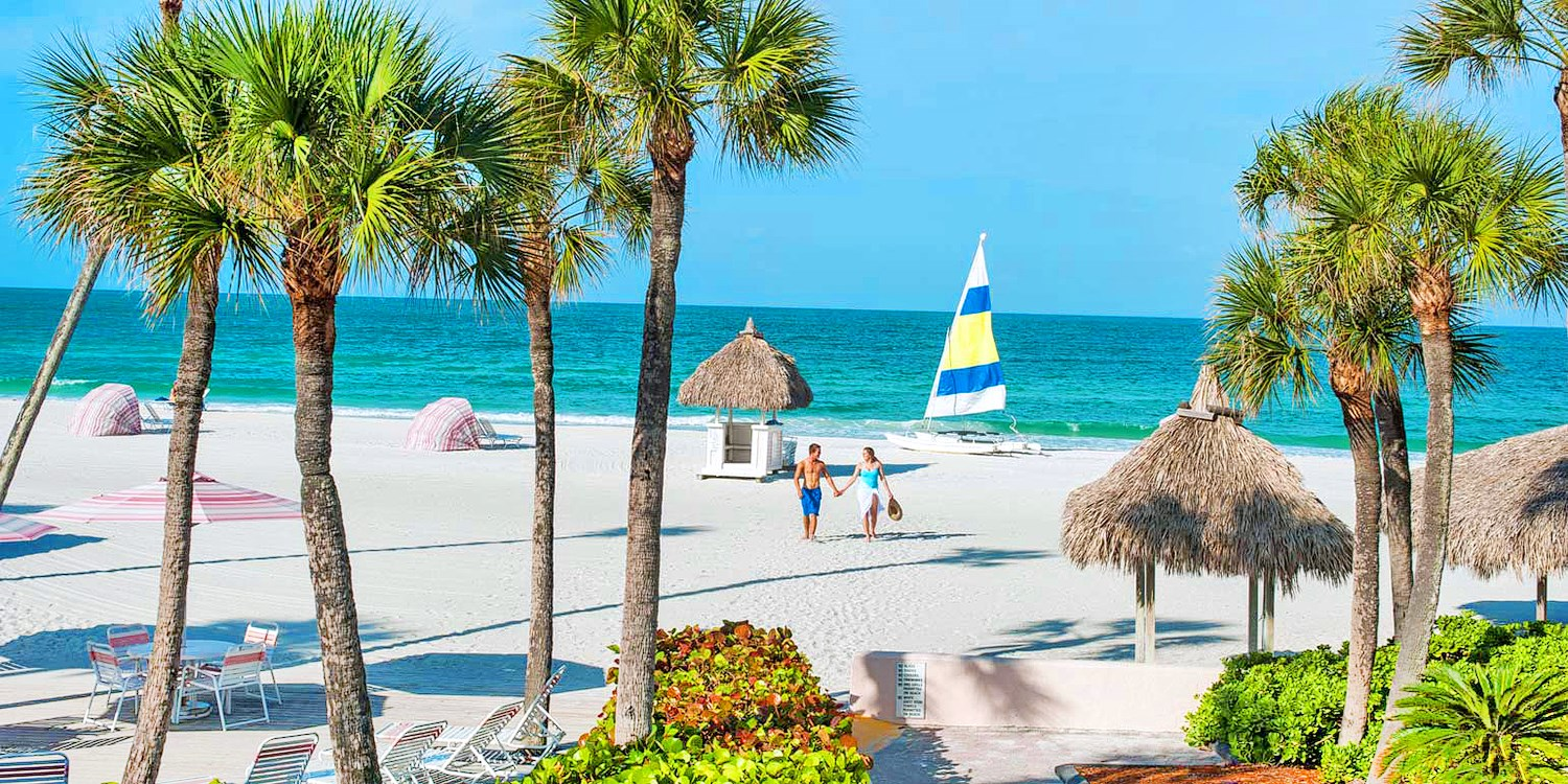 Sandcastle Resort at Lido Beach -- Sarasota, FL