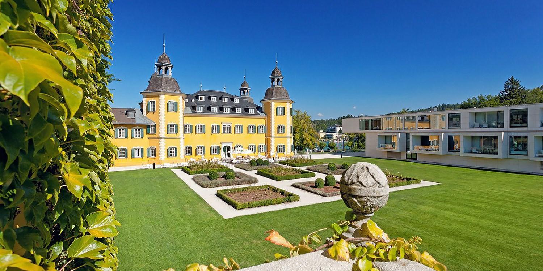 Falkensteiner Schlosshotel Velden -- Velden am Wörther See, Österreich
