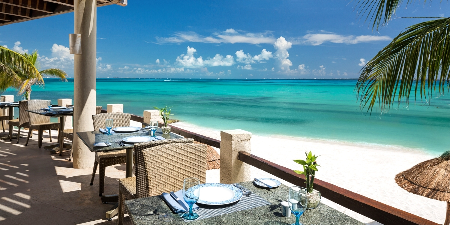 $468 – Cancun 5-Star All-Suite All-Inclusive Stay for 2, Save 45% -- Cancun, Mexico