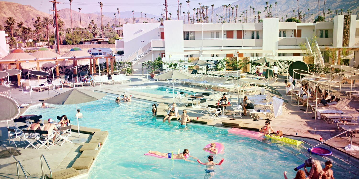 Ace Hotel and Swim Club -- Palm Springs, CA