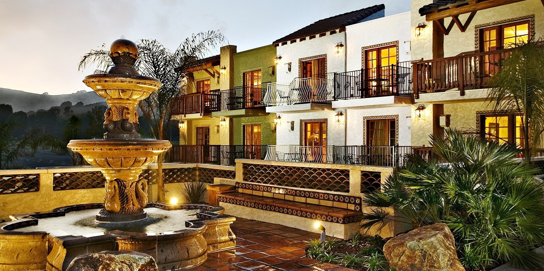 Avila La Fonda Hotel -- Central Coast