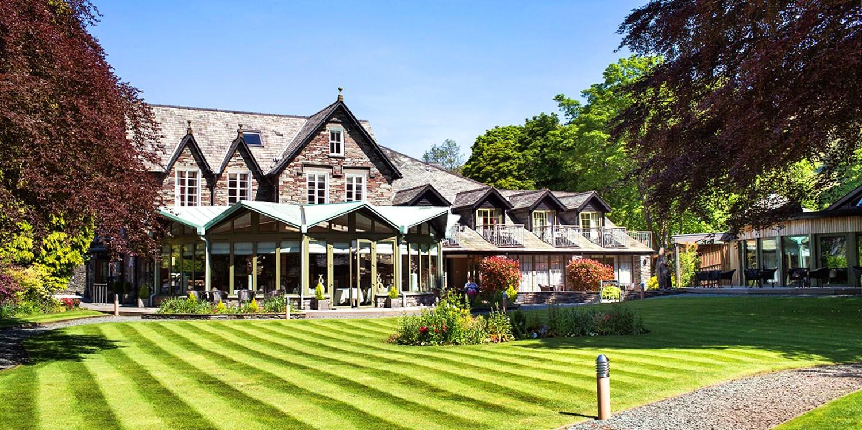 Rothay Garden Hotel -- Grasmere, Lake District