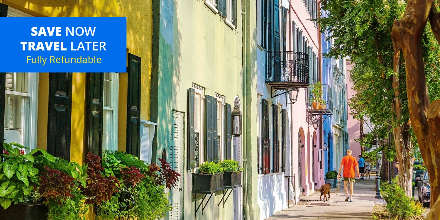 $149 – This Charleston Hotel is a Haven for Art Lovers -- Charleston, SC