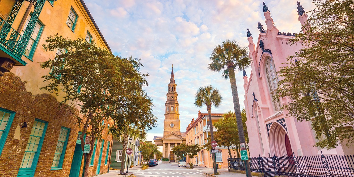 $169 – Luxe Stay in Charleston's Historic District -- Charleston, SC