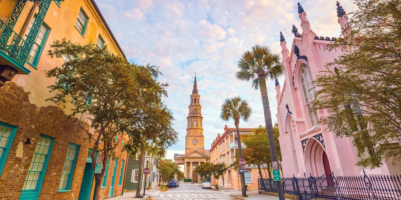 The Vendue -- Charleston, SC