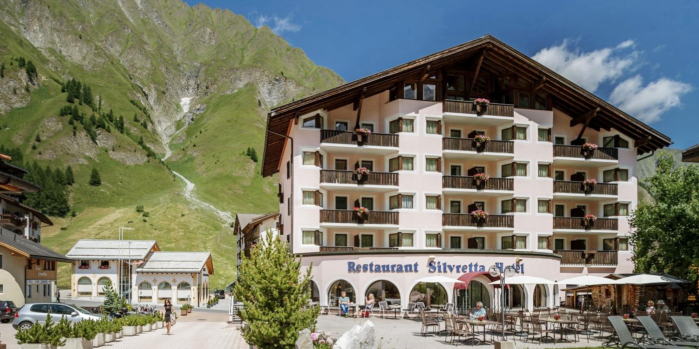 Silvretta Hotel & Spa -- Inn, Schweiz
