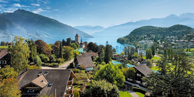 Hotel Eden Spiez -- Spiez, Schweiz