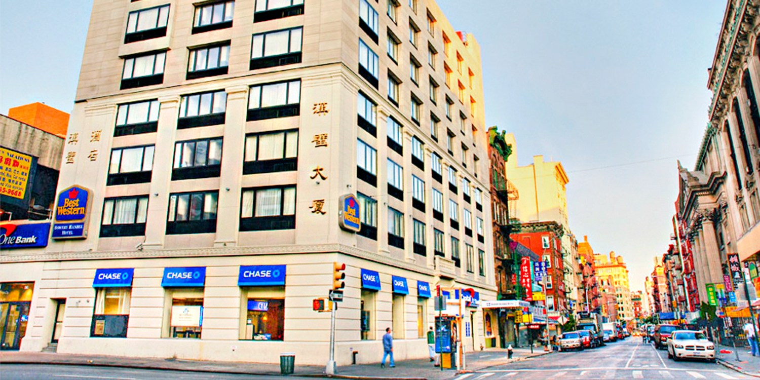 Best Western Bowery Hanbee -- Chinatown - Little Italy, New York