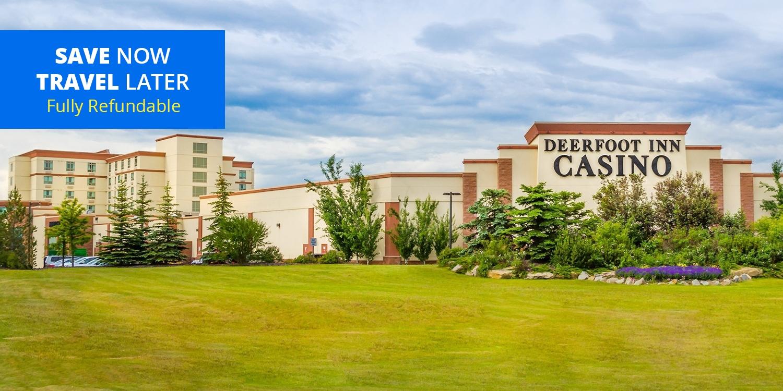 £124 & up – Casino Resort Summer Escape w/Attraction Passes -- Calgary, Canada