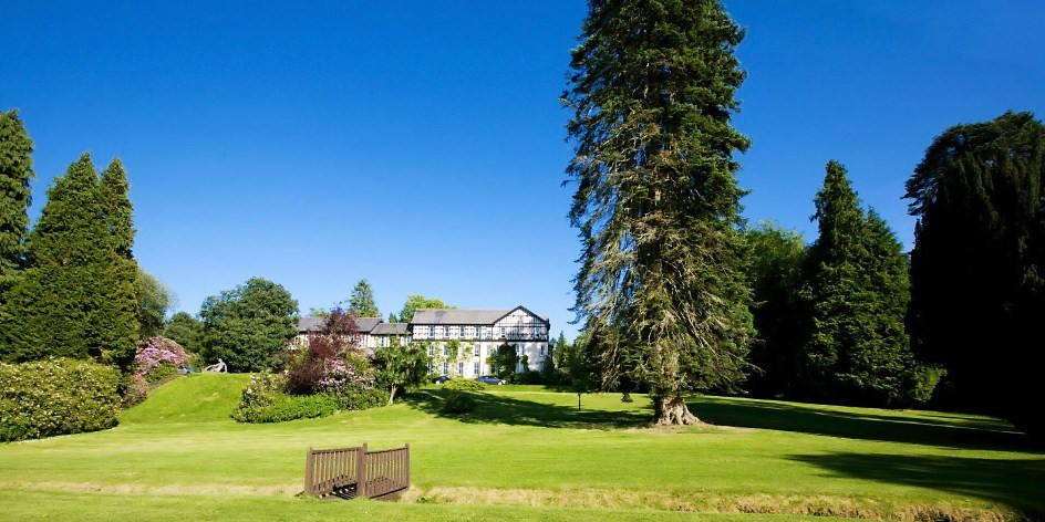 The Lake Country House and Spa -- Powys