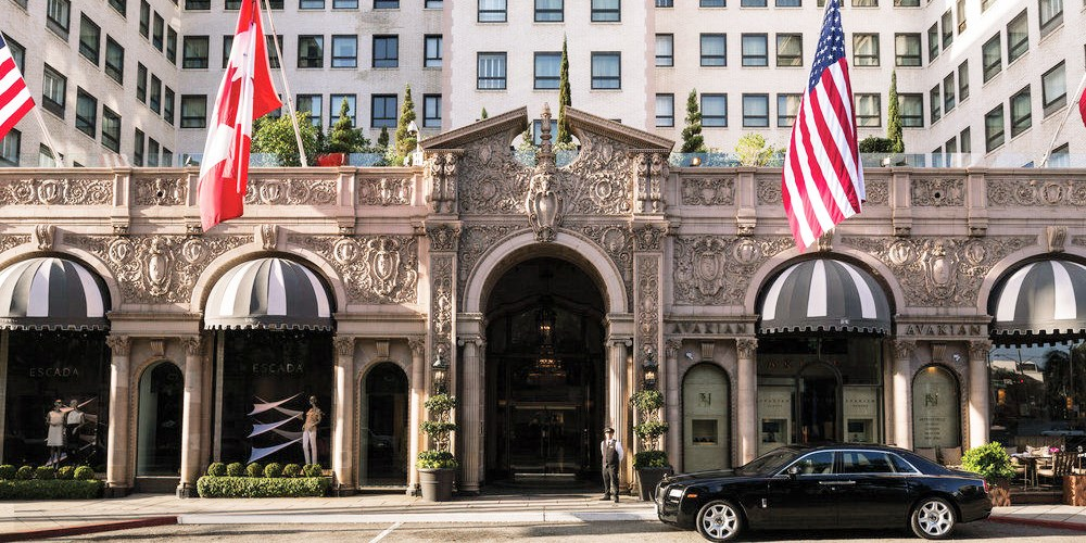 Beverly Wilshire - Beverly Hills, A Four Seasons Hotel -- Los Angeles, CA