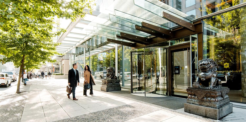 Shangri-La Hotel, Vancouver -- Vancouver, Canada