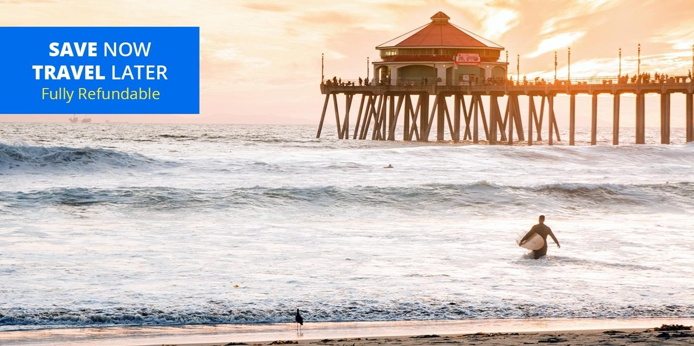 $189 & up – Southern California 4-Star Hotel into Spring -- Huntington Beach, CA