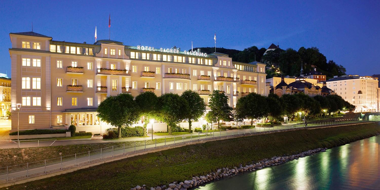 Hotel Sacher Salzburg -- Salzburg, Austria