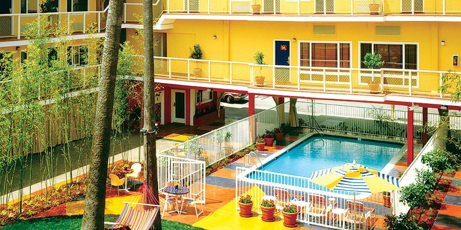 Hotel Del Sol -- Marina District, San Francisco