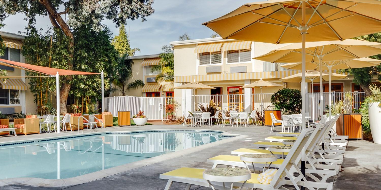 Wild Palms Hotel -- Sunnyvale, CA