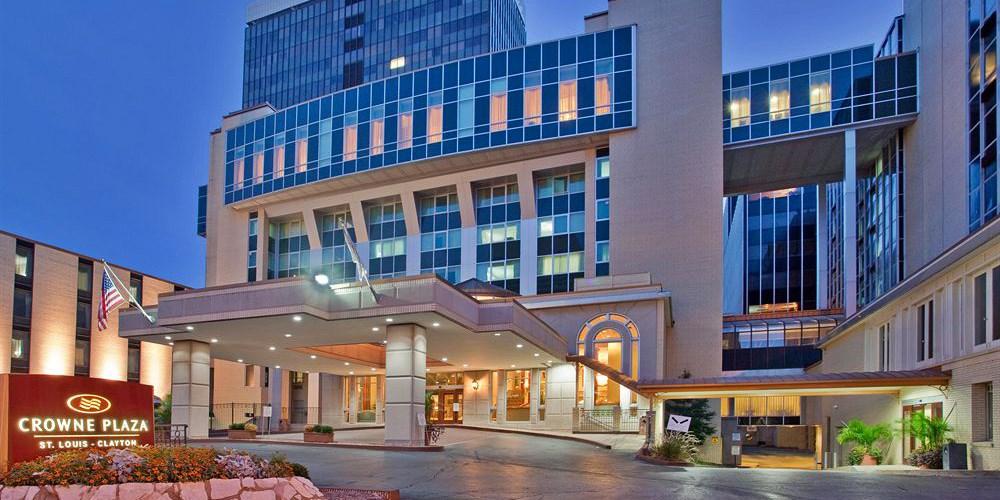 Clayton Plaza Hotel -- St. Louis