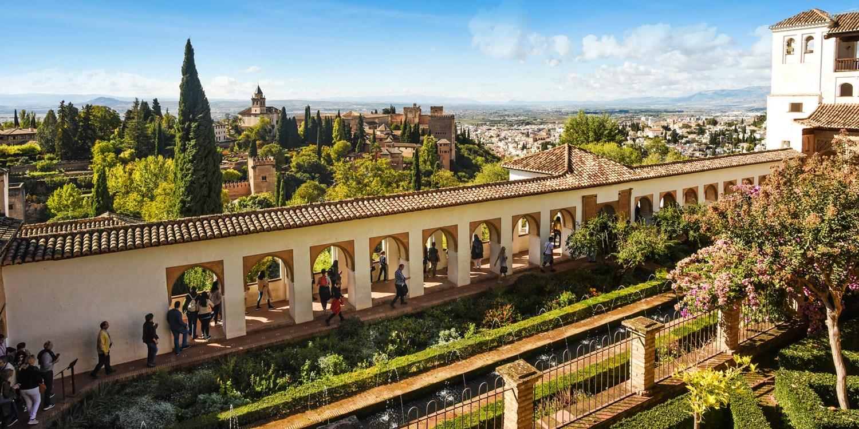 Hotel Granada Palace -- Granada, Spain