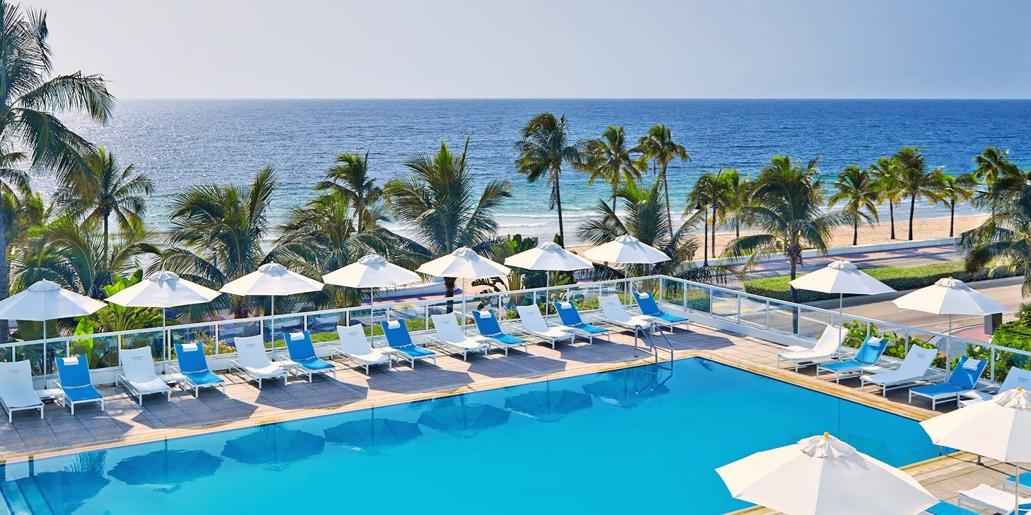 £101 – Fort Lauderdale: Beachfront 4-Star Stay, 60% Off -- Fort Lauderdale, FL