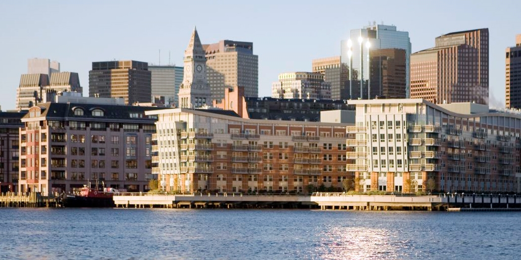 Battery Wharf Hotel, Boston Waterfront -- Boston, MA
