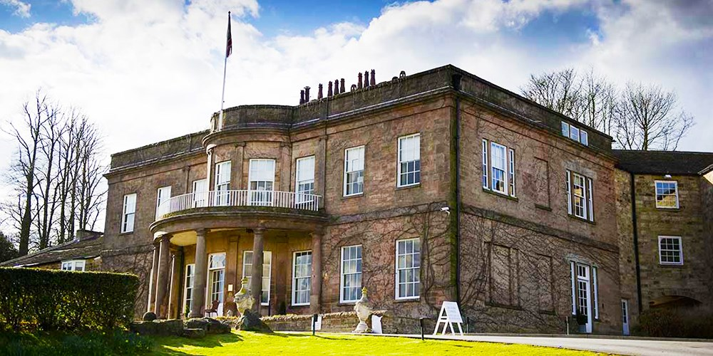 Wood Hall Hotel & Spa -- Collingham