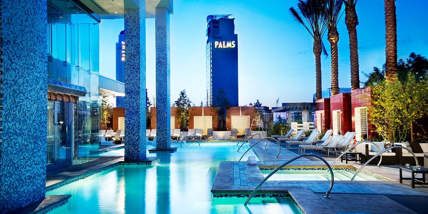 Palms Place -- Off Strip, Las Vegas