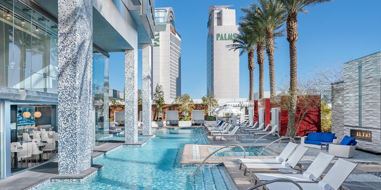 Palms Place -- Off Strip, Las Vegas