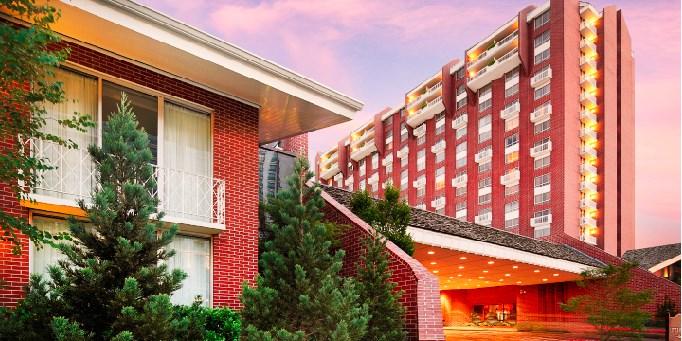 Little America Hotel -- Salt Lake City, UT