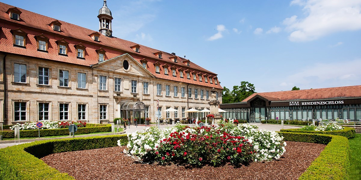 Welcome Hotel Residenzschloss Bamberg -- Upper Franconia, Germany