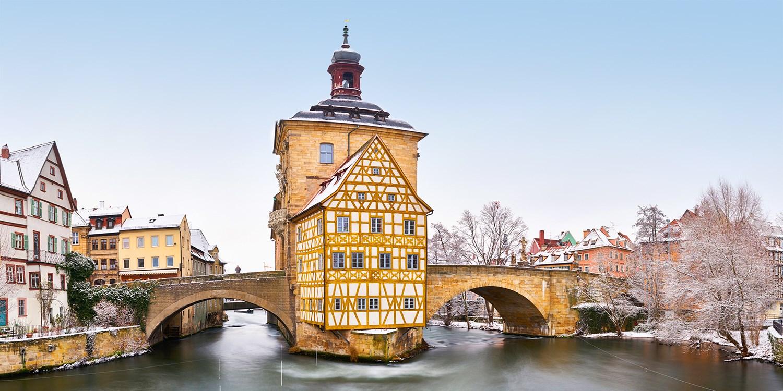 Welcome Hotel Residenzschloss Bamberg -- Oberfranken