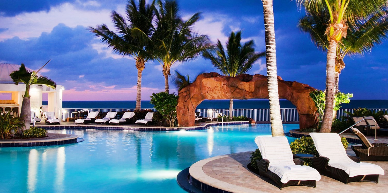 Trump International Beach Resort -- Sunny Isles Beach, FL