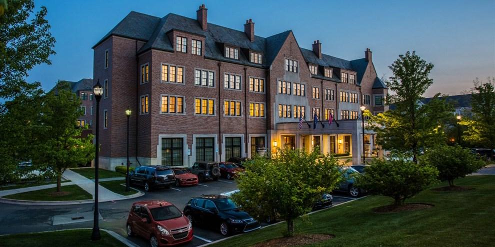 Royal Park Hotel -- Rochester, MI