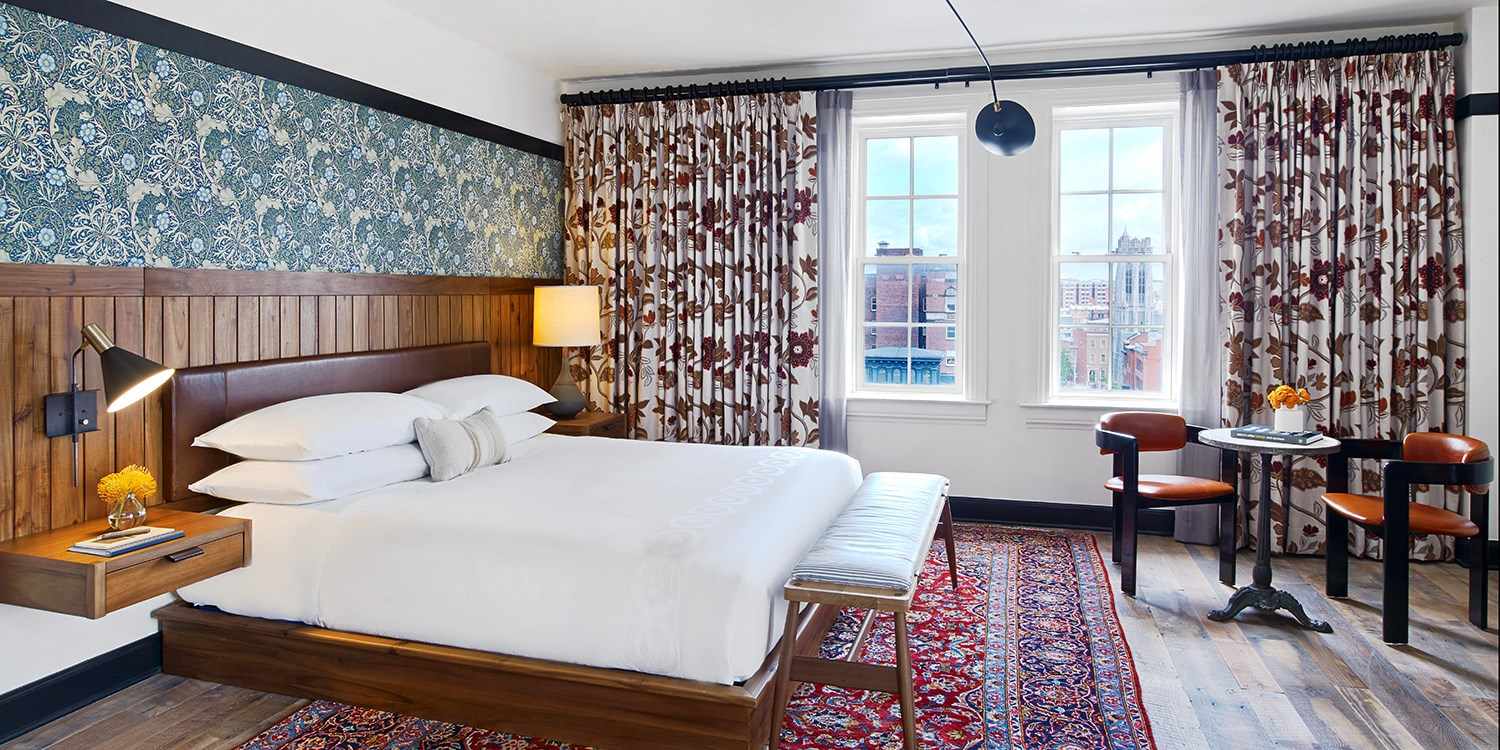 £103 – New Baltimore 4-Star Boutique Hotel, 60% Off -- Baltimore, MD