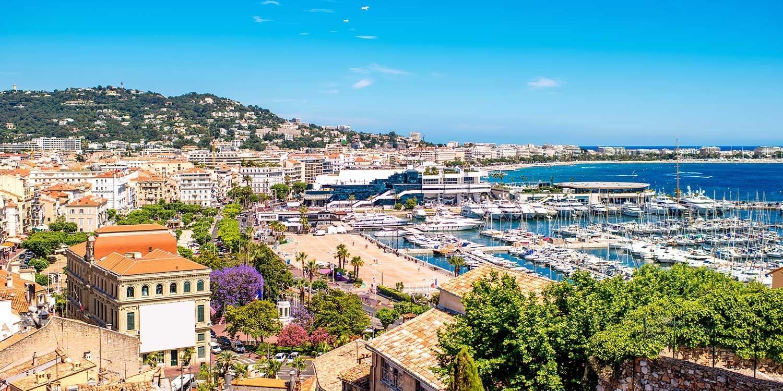 Cannes Palace Hotel  -- Cote d'Azur, Frankreich