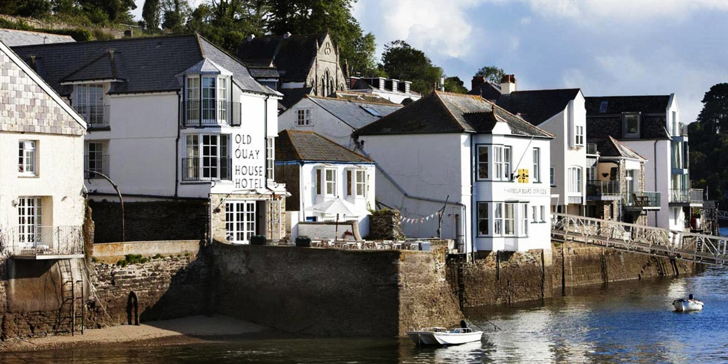 The Old Quay House Hotel  -- Fowey, United Kingdom