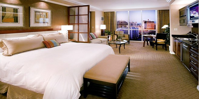 Member Exclusive Las Vegas Favorite All Suite Hotel The Strip