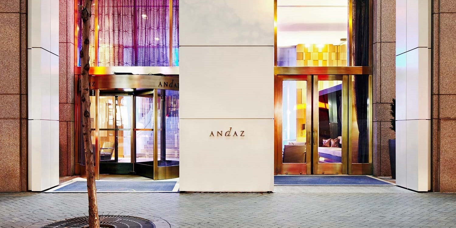 Andaz Wall Street -- Financial District, New York