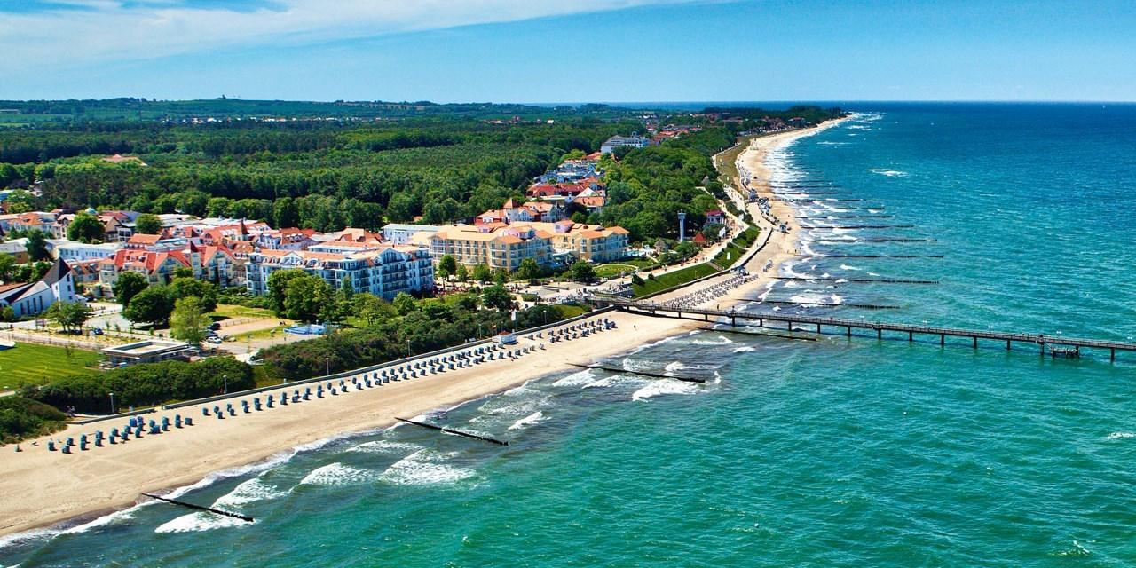 ab 119€ pro Nacht – Ostsee-Urlaub mit Halbpension, 42% -- Kühlungsborn West