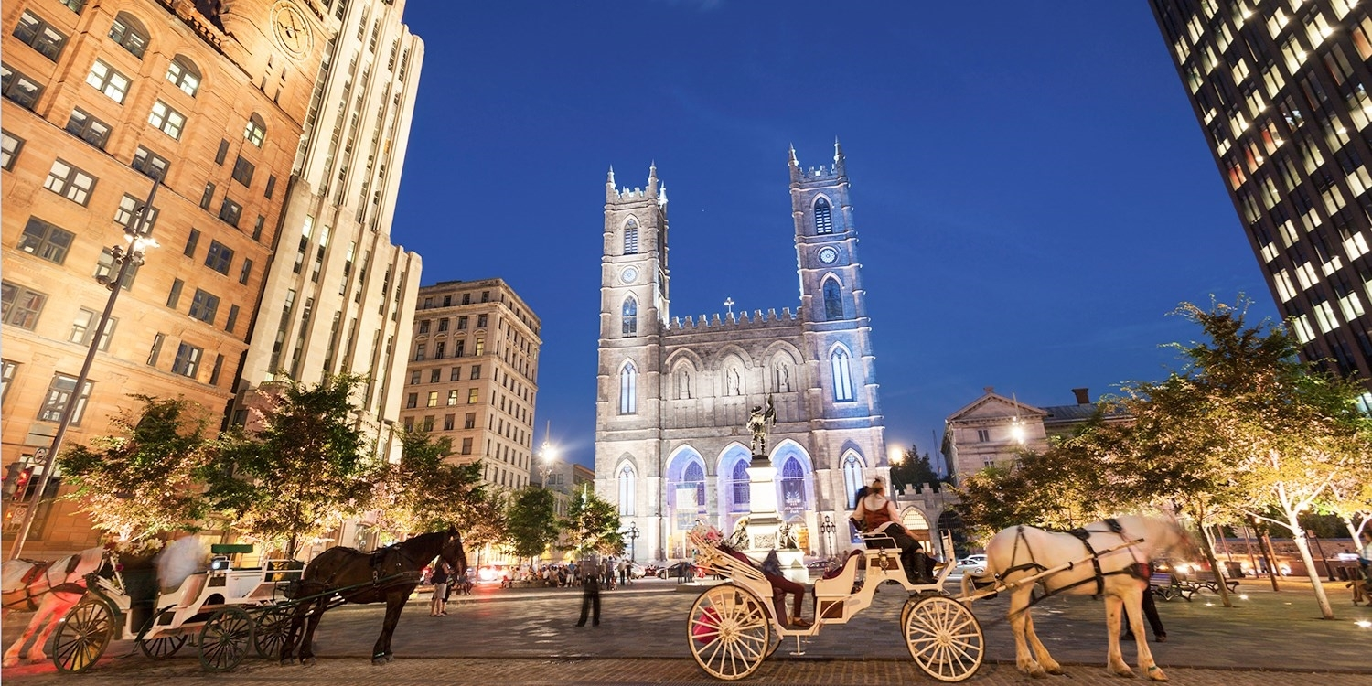 $112 – 4-Star Montreal Stay w/Parking, 45% Off -- Montreal, Quebec