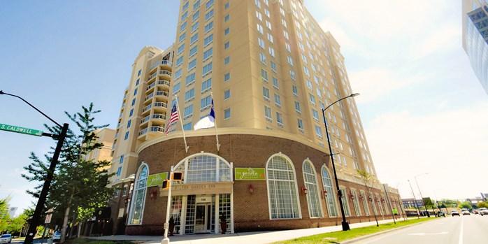 Hilton Garden Inn Charlotte Uptown -- Charlotte, NC