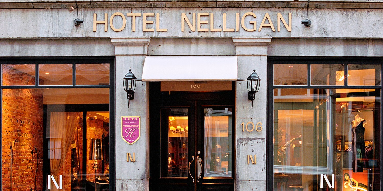 Hotel Nelligan -- Montreal, Canada