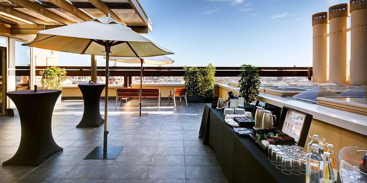 Olivia Plaza Hotel -- Barcelona, Spanien