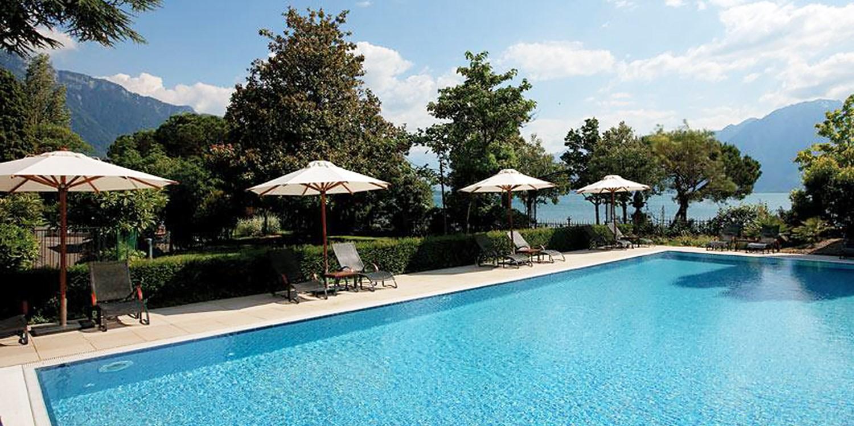 Fairmont Le Montreux Palace -- Canton de Vaud, Switzerland