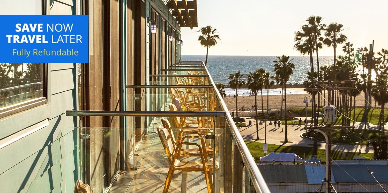 £218 – California 4-Star Beach Hotel w/Dinner, 50% Off -- Los Angeles