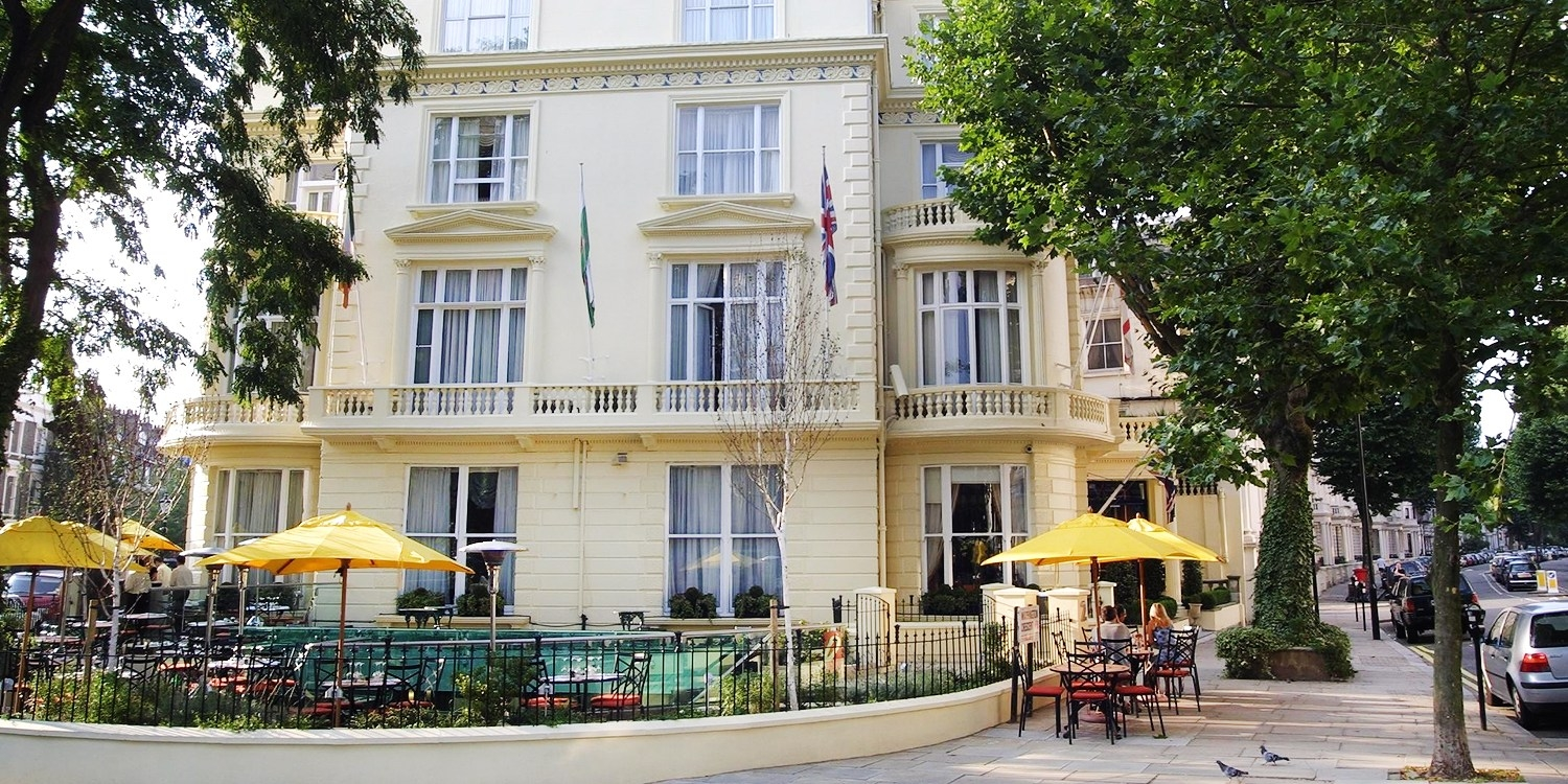 The Colonnade Hotel  -- West London, United Kingdom