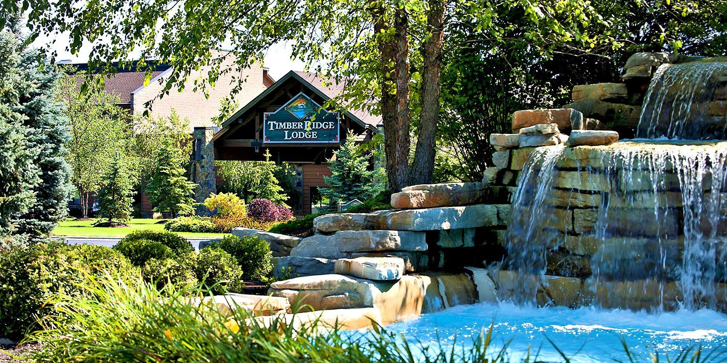 Timber Ridge Lodge and Waterpark -- Lake Geneva, WI