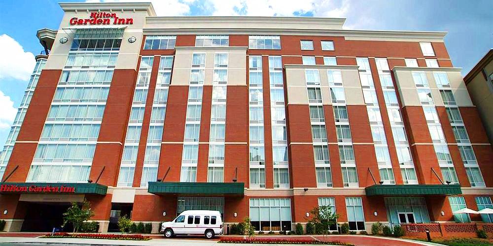 Hilton Garden Inn Nashville - Vanderbilt -- Nashville, TN