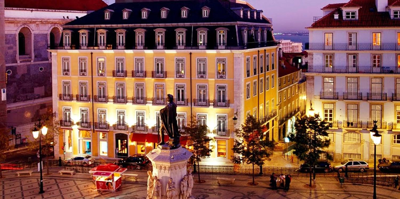 Bairro Alto Hotel -- Lissabon